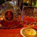 Bar Ladrillo - レミーマルタン XO