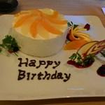 18799143 - プレゼントのケーキ