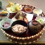 和食と甘味かんざし - 早得懐石