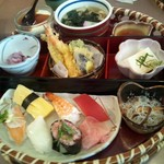 和食と甘味かんざし - 桃山懐石