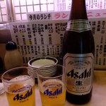 ほてい寿司 - SD中瓶