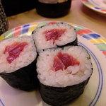ほてい寿司 - 鉄火巻き:150円