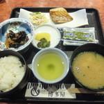 Ikesuhakataya - 佐世保グリーンホテルの朝食