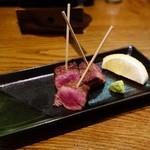 18803130 - 山形牛串ステーキ