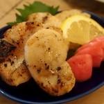 亀すし - タイラギ貝の炙り