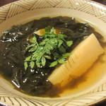 京料理 八平 - 若竹煮