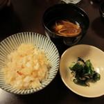京料理 八平 - お食事