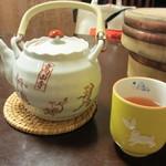 京料理 八平 - お茶