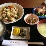 18805298 - 野菜炒め定食