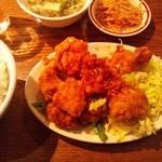 18806551 - 油淋鶏ランチ