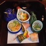 成鯛 - 料理写真:八寸