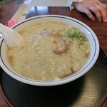 やまと食堂 - ふかひれラーメン1100円
