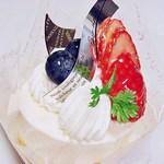 パティスリー カンジュ - チーズケーキ 350円 (''b