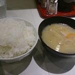 丸山吉平 - ご飯とみそ汁