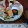 Kouzushi - 料理写真:ランチにぎり10貫(\840)
