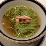 銀座アスター - 翡翠麺