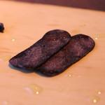 目白スペインバル - スペイン産カラスミ盛合せ (マグロの魚卵)