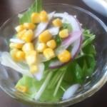 ブランシュ - セットのサラダ