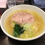 盛壱 - 料理写真:塩ラーメン