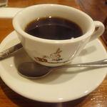 ピッツェリア ピアーチェ - ランチのコーヒー