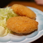 里芋 - ズワイガニのクリームコロッケ