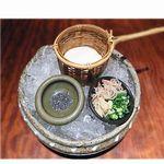 蘇 - 自家製ざる豆腐