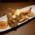 ウーノ・ウーノ - 魚介のフリットミスト