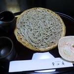 18816331 - 十割蕎麦せいろ(福井丸岡在来)
