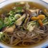 Tachiguisobashibuya - 料理写真:山菜そば~☆