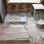とこ井 - 料理写真:小麦は地粉、あやひかり、全粒粉をオリジナルブレンド