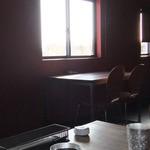 トーマスカフェ - ペット可のお部屋☆入口は別になってます