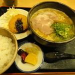 18817839 - ラーメン定食