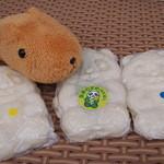 18817963 - 白パンダ焼き3種