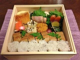 京料理 あと村 本店 - さすが京都のお弁当四天王のひとつ