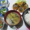 ケイ - 料理写真:茄子の肉挟み揚げ定 780円
