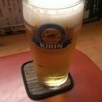 桃の花 - 麦酒
