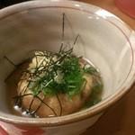 桃の花 - レンコンまんじゅう