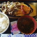 ミミ - 焼肉定食 900円