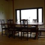 パン工房ゴーシュ+CAFE - 8人用テーブル
