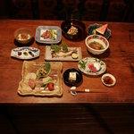 丹波谷 かくりゅう - おばんざいコース  6,000円