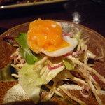 ダイニング木下 - ☆取り皿にシーザーサラダを取り分けましたぁ☆