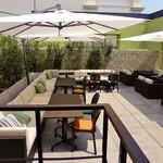 Terrace Restaurant COMFORT HOUSE - 気候の良い時は気持ちよさそうですね