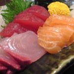 旬菜旬肴 きらり - 日本人ならお刺身やろうがー