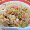 芳月園 - 料理写真:★こんなフワフワの食感のチャーハンがあったとは!