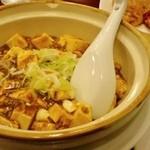 西遊記 - 四川麻婆豆腐土鍋煮