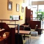 上島珈琲店 - 1F