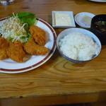 18825397 - 魚フライ定食