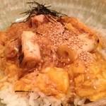 Brochette Bon Bon Shin - 親子丼、再び。2013.5