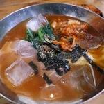ラーメンむさし - 冷麺です780円