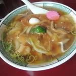菜香 - 広東麺